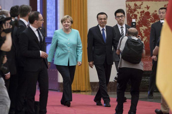 Новое правительство Германии может создать коалицию против Пекина