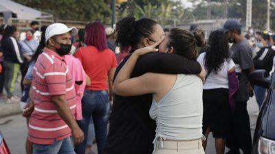 Эквадор объявил ЧС после гибели 118 заключённых в тюрьме