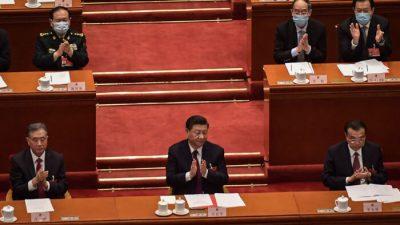 В Китае обострилась внутрипартийная борьба за власть