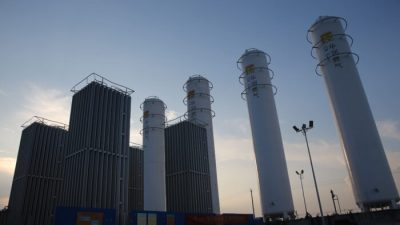 Китай заключил с США договор на 20-летние поставки газа
