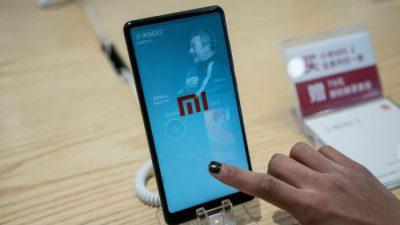 Германия изучит китайские смартфоны на предмет безопасности