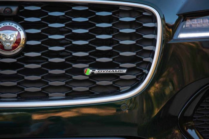Jaguar XF P300 R-Dynamic SE AWD 2021 года