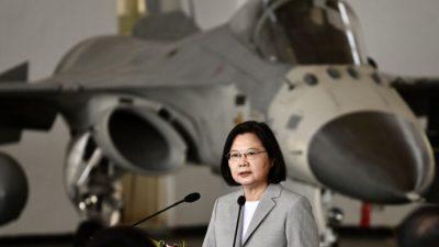 Президент Тайваня предупредила о «катастрофических» последствиях вторжения Китая