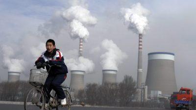 «Гринпис»: Новая инфраструктура Китая по-прежнему опирается на выброс углерода