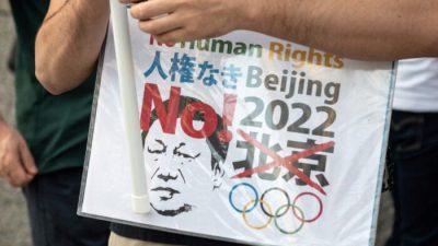 Правозащитники прокомментировали отношение МОК к Олимпиаде в Пекине