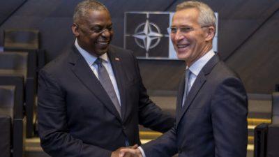 Лидеры НАТО подчеркнули важность коллективной защиты от угрозы Китая