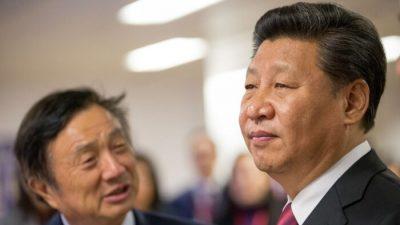 Huawei привлекает иностранные таланты, чтобы «возглавить мир»