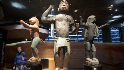 Франция возвращает сокровища Бенина