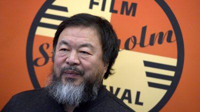 Китайский художник в Европе пострадал из-за коррупции в Китае