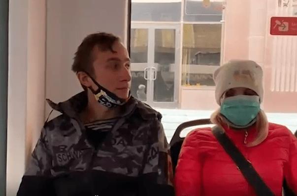 Пётр Пелеханов и Ольга Лифатова. Фото: скриншот / YouTube | Epoch Times Россия