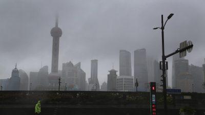 Пекин расследует финансовый сектор, поскольку Си укрепляет власть