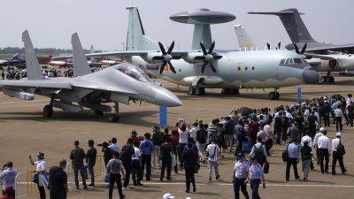Новый китайский авиалайнер на авиашоу отсутствовал