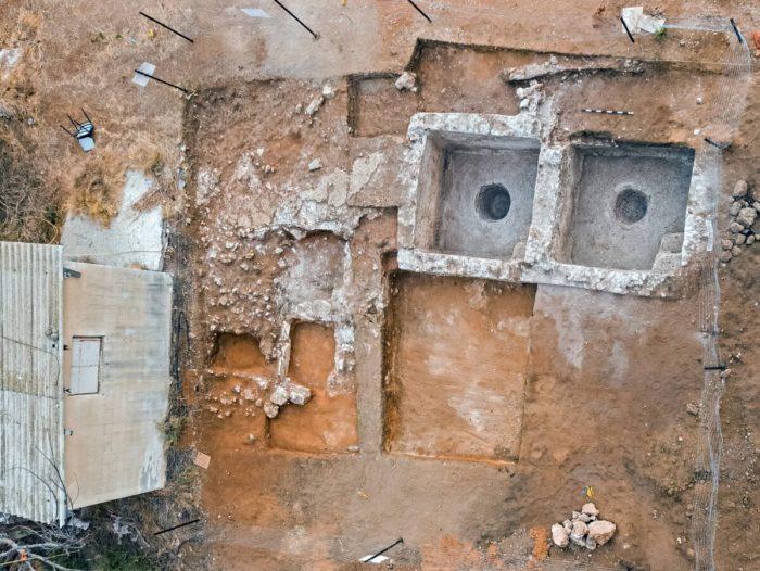 Израильские археологи обнаружили реликвии византийского периода