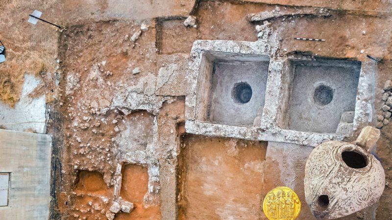(С любезного разрешения Assaf Peretz/Israel Antiquities Authority)   Epoch Times Россия