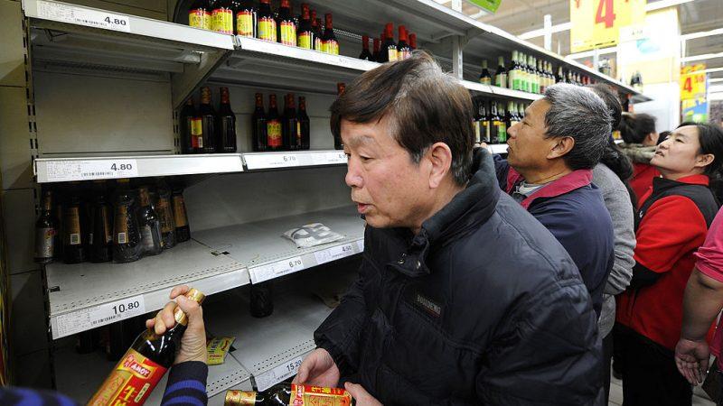 В Китае растёт цена на популярный соевый соус. (Photo credit should read LIU JIN/AFP via Getty Images) | Epoch Times Россия