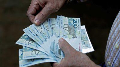 Бразилия страдает от инфляции из-за ковидных ограничений и сильной засухи