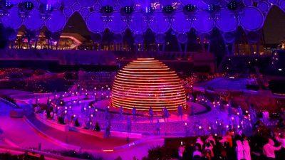 Expo-2020 открылась в Дубае