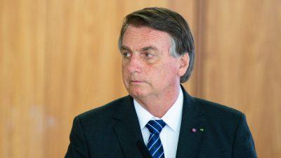 Facebook удалил видео с заявлением президента Бразилии о  вакцинации