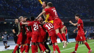 «Спартак» одержал сенсационную победу в Италии над «Наполи»