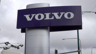 Чистая прибыль Volvo за 9 месяцев увеличилась в 2,3 раза