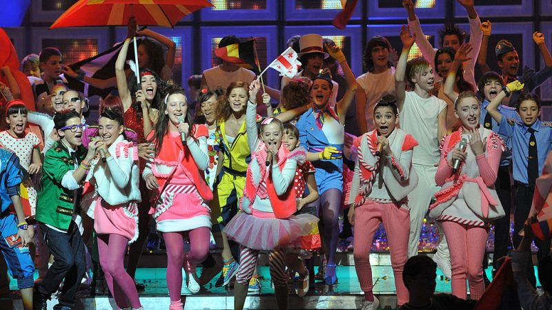 Россия определилась с выбором участника на Детское Евровидение