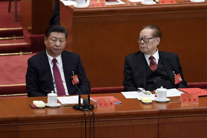Политика «двойного сокращения» Пекина указывает на политические распри