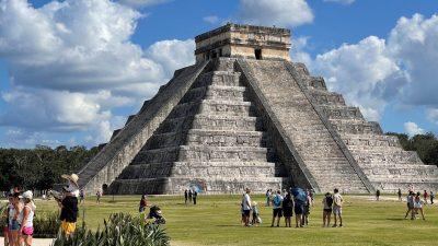 На туристическом маршруте в Мексике найдено более 100 археологических памятников