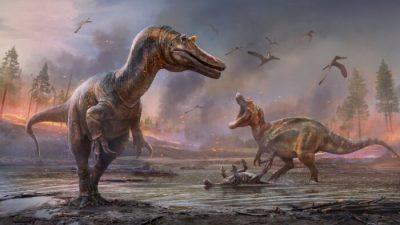Что мы знаем о динозаврах?