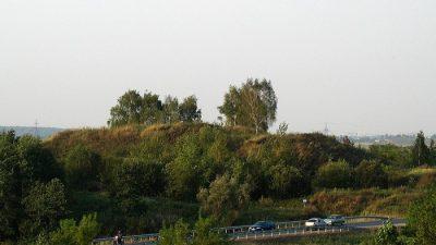 В Подмосковье застройщики уничтожили древний археологический памятник Щербинское городище