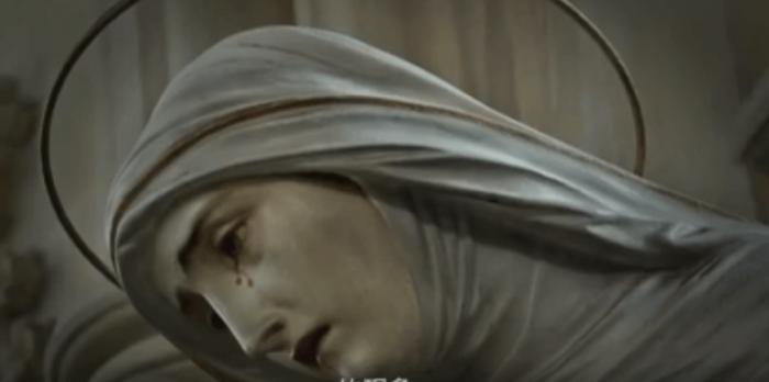 Почему во всём мире плачут иконы и статуи святых?