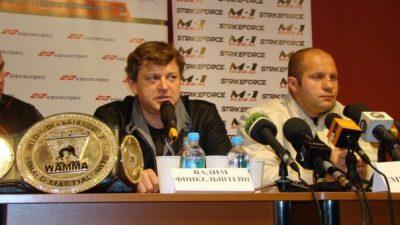 Боец ММА Фёдор Емельяненко стал чемпионом в сороковой раз