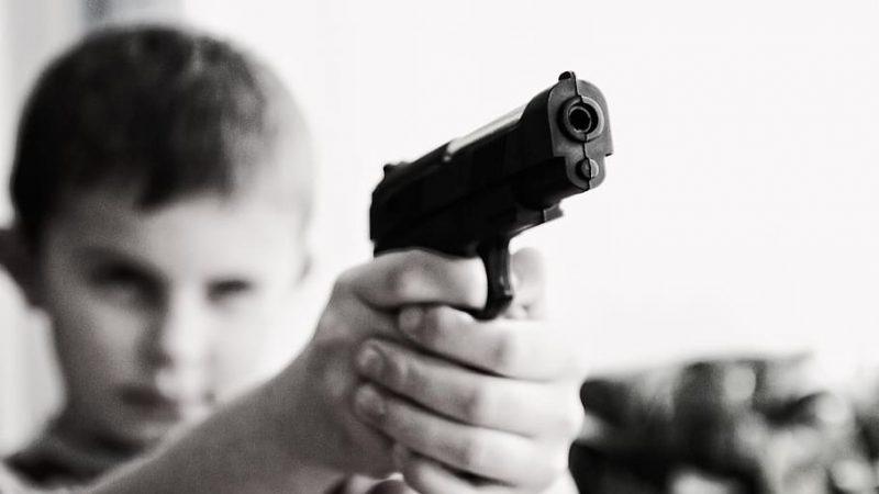В школе Пермского края шестиклассник открыл стрельбу