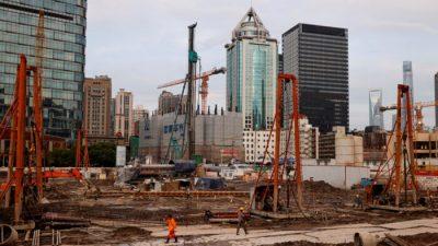 Рост ВВП Китая в третьем квартале достиг годового минимума