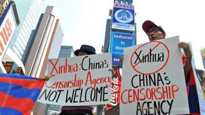 Пекин пытается установить новый глобальный медиапорядок