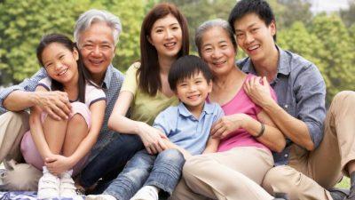 Семейный этикет в традиционной культуре Китая