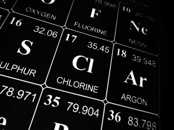 Хлор в бассейне соединяется с мочой и потом, образуя химические соединения, которые раздражают глаза. (Изображение: Lorenzot81 via Dreamstime)