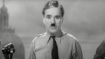Вдохновляющая речь Чарли Чаплина сегодня особенно актуальна