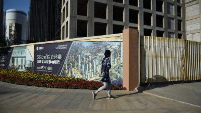 Китайские власти не заботятся об обманутых дольщиках