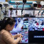 Уязвимость китайских камер видеонаблюдения вызывает опасения в Европе