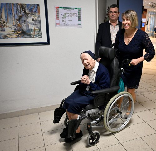117-летняя монахиня выздоровела от COVID-19
