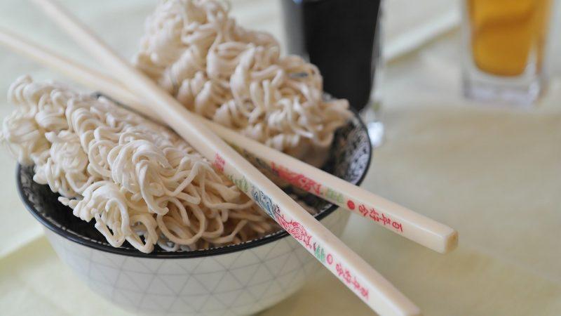 Россия запретила ввоз ряда китайский продуктов, включая сублимированную лапшу, вермишель и чипсы. pixabay.com/RitaE/СС0 | Epoch Times Россия