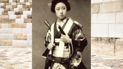Краткая история японских женщин-самураев