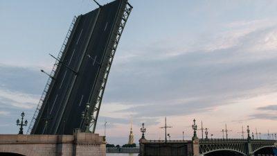 Шторм из Европы движется на Санкт-Петербург