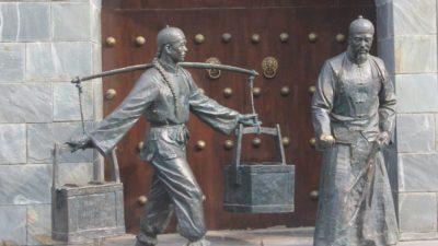 Как торговец династии Цин преподал жизненный урок сыну