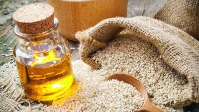 Почему полезно есть семена кунжута
