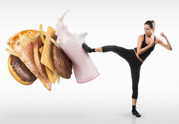 Нужно научиться ограничивать себя в еде. (TijanaM/Shutterstock)
