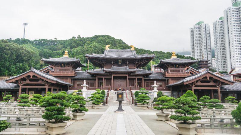 Женский монастырь Чилинь — портал в духовный мир