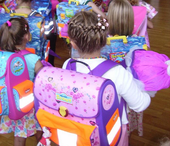 Влияние веса и формы школьной сумки на здоровье школьника