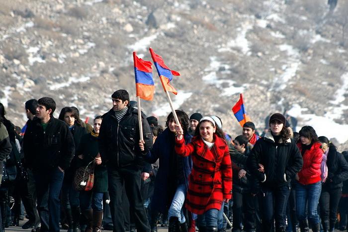 Вице-президент Союза армян России Левон Муканян — о независимости НКР