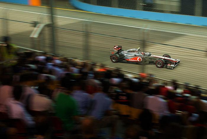 Купить билет на «Формулу-1» в Сочи можно в мае